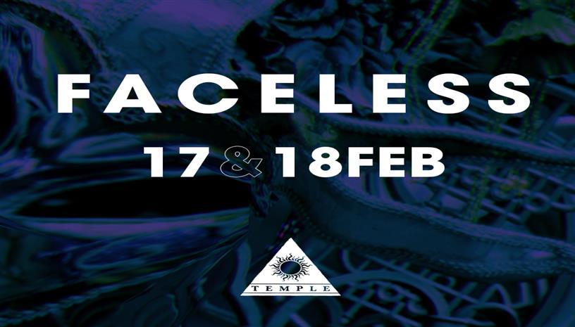 Two Nights Faceless: Redshape, Mackenzie, Miltiades & more