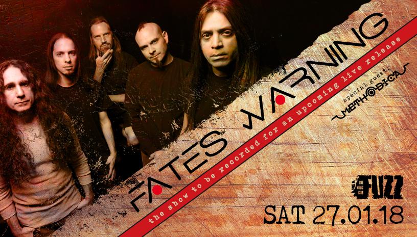 Οι εκπληκτικοί Fates Warming για δυο συναυλίες στην Ελλάδα!