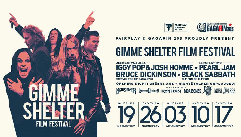 Gimme Shelter Festival 2018