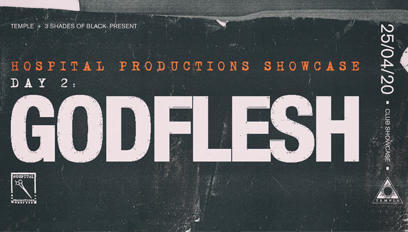 Οι Godflesh τον Μάρτιο στην Αθήνα