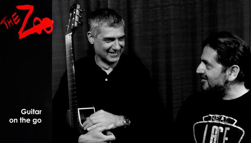 Guitar On The Go' trio | Blues Bebop