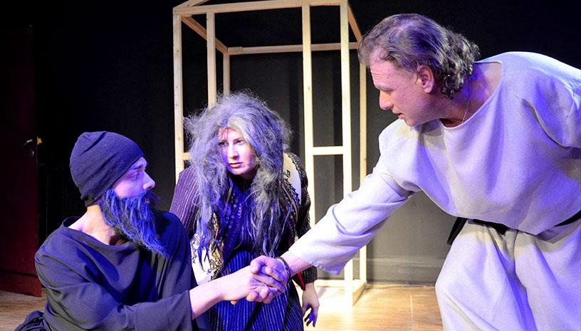 «Η Γυναίκα της Ζάκυθος» του Διονυσίου Σολωμού στο Θέατρο Εκάτη