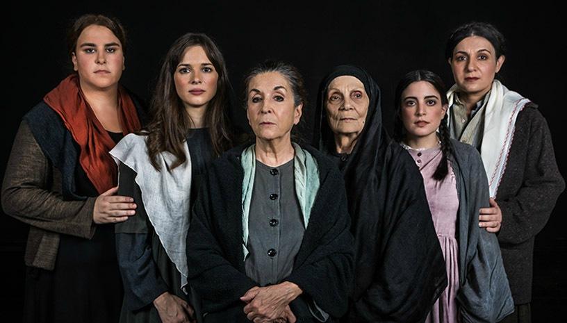 Οι «Γυναίκες» του Αλέξανδρου Παπαδιαμάντη στο Θέατρο Χώρα