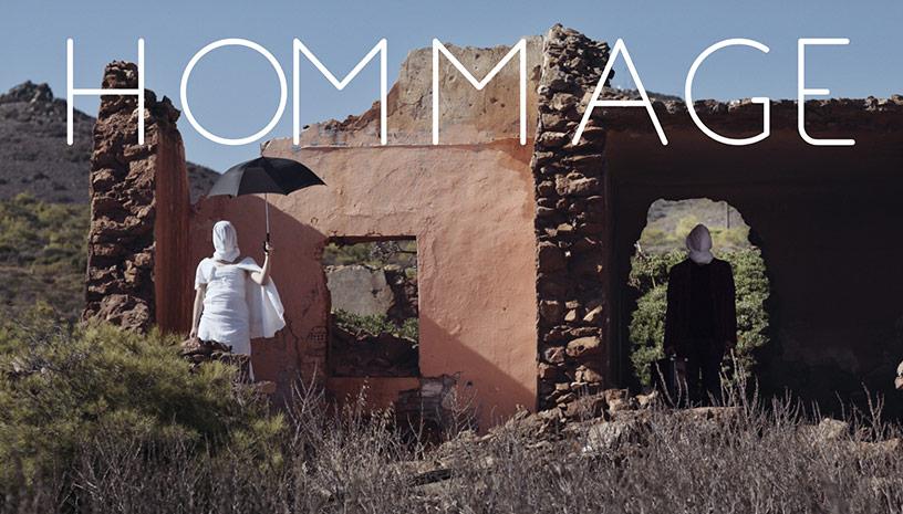 «Hommage» η site‑specific παράσταση του Σπύρου Αλιδάκη στο Θέατρο της Οδού Κυκλάδων
