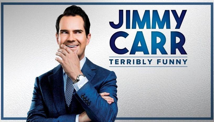 Ο Jimmy Carr ζωντανά στην Αθήνα