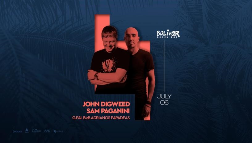 John Digweed ‑ Sam Paganini
