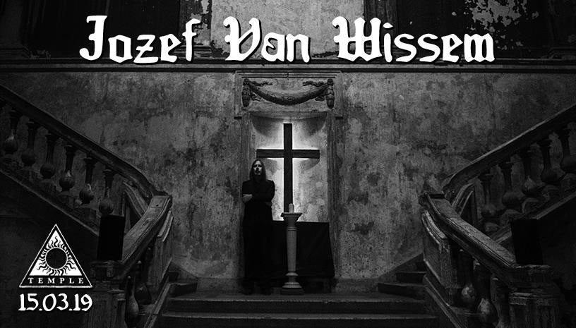 Jozef Van Wissem live at Temple
