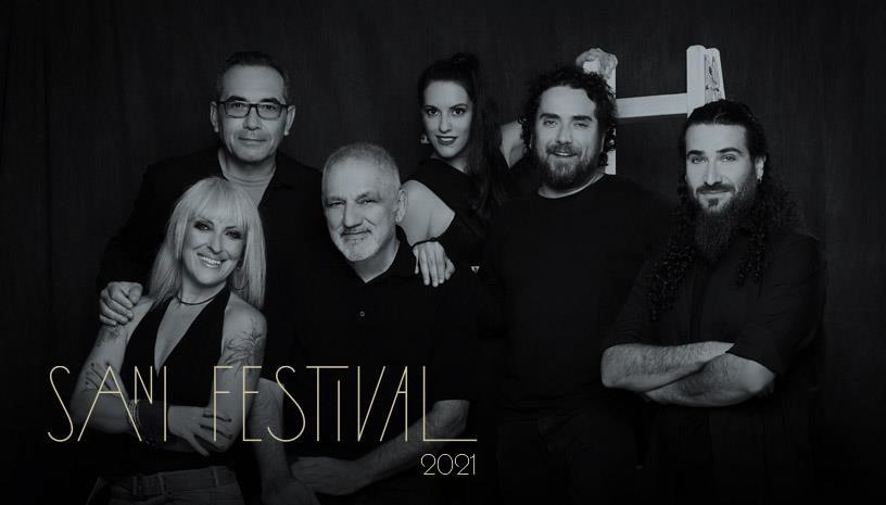 SANI FESTIVAL 2021  JukeBox  τα τραγούδια που μας μεγάλωσαν  Νίκος Πορτοκάλογλου μαζί με τους Μπλέ Στάθης Δρογώσης
