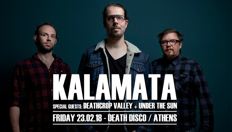 Kalamata - Deathcrop Valley - Under the Sun live at Death Disco