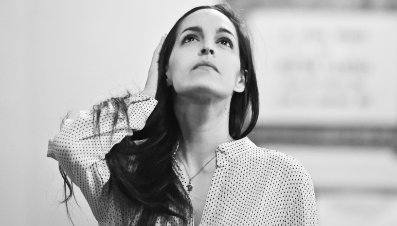 H Χριστίνα Μαξούρη με την «Συναισθησία» της στο Αμφιθέατρο του Ιδρύματος Γουλανδρή