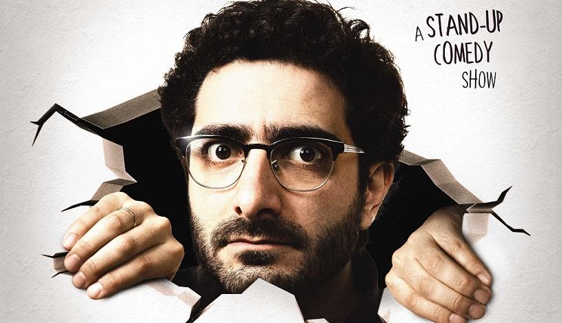 Ο Λαμπρός Φισφής επιστρέφει με το stand‑up comedy show «Να το Φως»