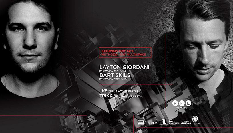 Layton Giordani & Bart Skils