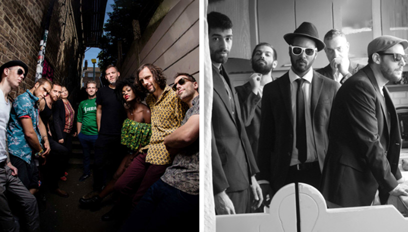 LONDON AFROBEAT COLLECTIVE + BLEND w/ ROOTS EVOLUTION