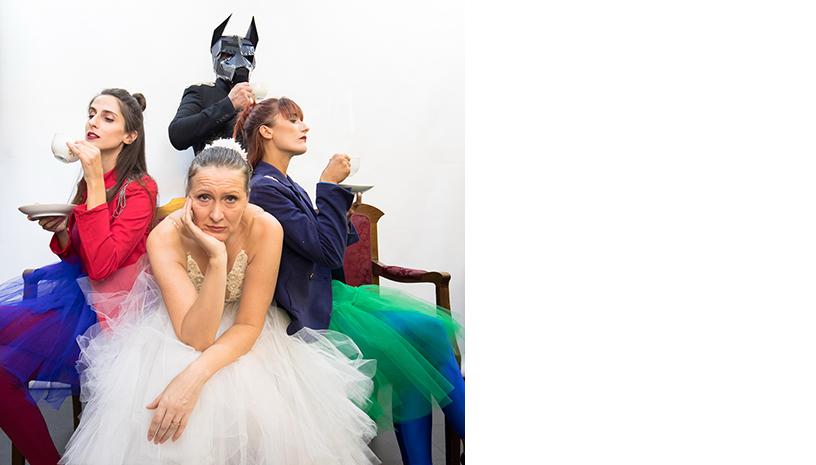 Η «Λυσσασμένη μπαλαρίνα» έρχεται στο Studio Μαυρομιχάλη