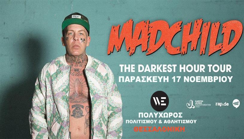 Ο Madchild επιστρέφει στην Ελλάδα και κάνει μια στάση στο WE