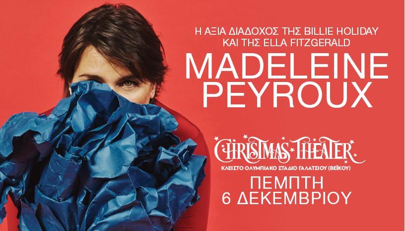 MADELEINE PEYROYX