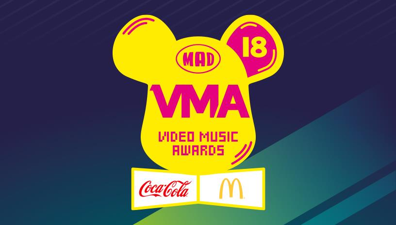 Mad Video Music Awards 2018