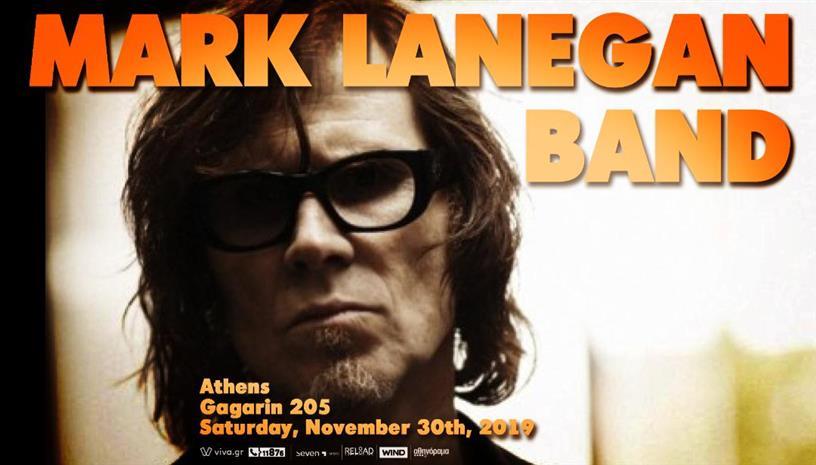 Ο Mark Lanegan στην Ελλάδα με την μπάντα του για δύο συναυλίες