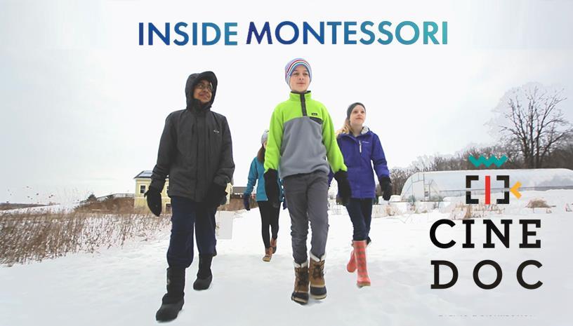 «Μέσα στο Μοντεσσόρι» ένα ντοκιμαντέρ για τη μοντεσσοριανή μέθοδο και τα οφέλη της