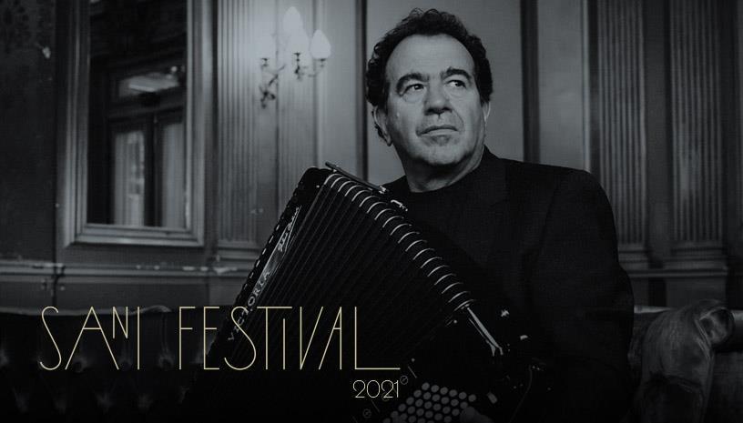 SANI FESTIVAL 2021  Richard Galliano ‑ New Jazz Musette Quartet