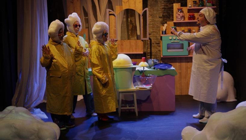 «Μια ζαχαρένια Συνταγή»  για 2η χρονιά στο Θέατρο Φούρνος