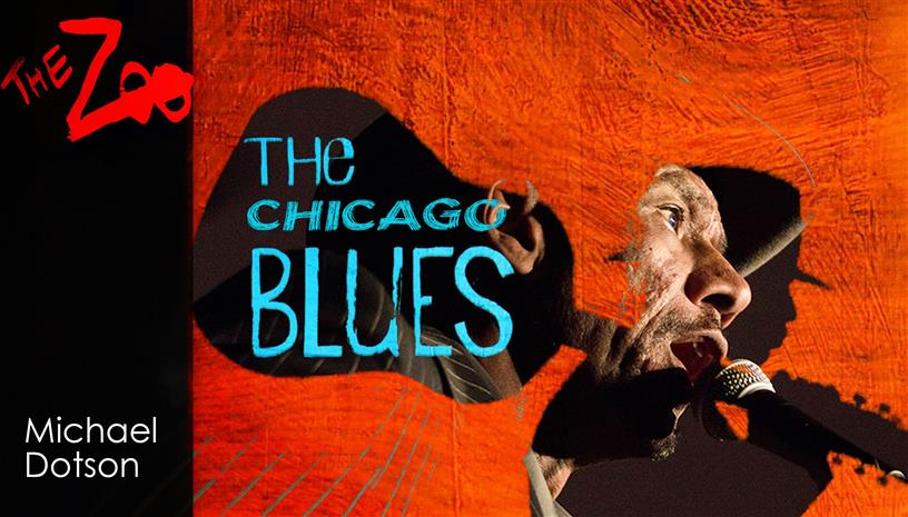Michael Dotson | Chicago-blues