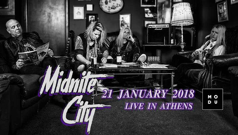 Midnite City (UK) Live in Athens