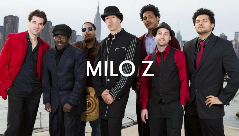 MILO Z  στο Roof Stage του Gazarte!