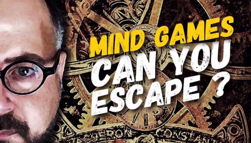 Mind Games ‑ Μπορείς να αποδράσεις από τα παιχνίδια του μυαλού σου;