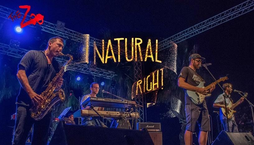 Οι Natural Right στην Αθήνα