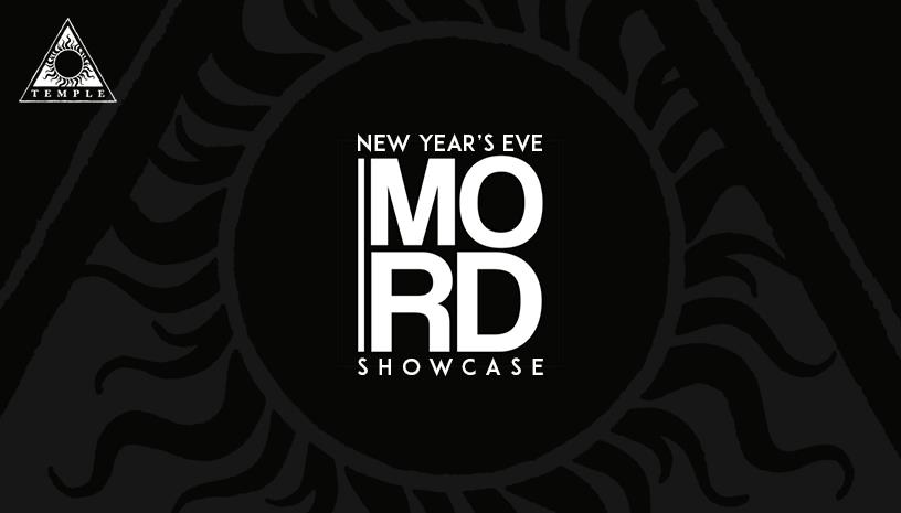 New Year's Eve - MORD Records showcase