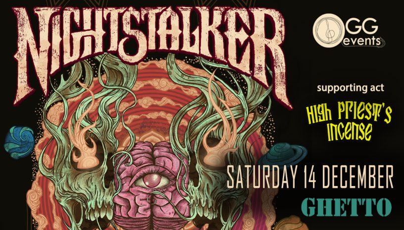 Nightstalker - Great Hallucinations live στην Πάτρα