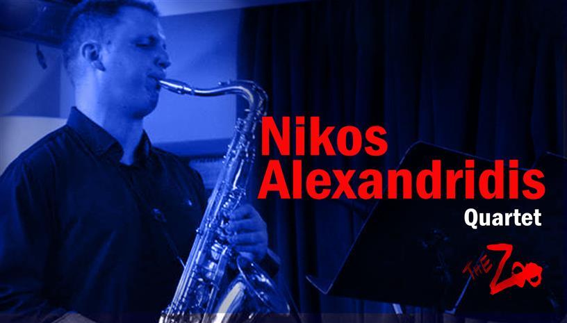 Ο σαξοφωνίστας και συνθέτης Νίκος Αλεξανδρίδης παρουσιάζει το νέο του άλμπουμ