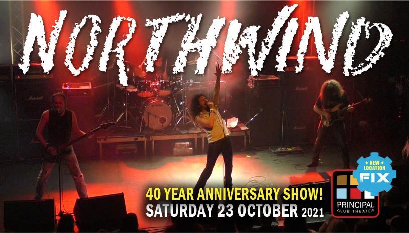 NORTHWIND ‑ 40 Year Anniversary Show