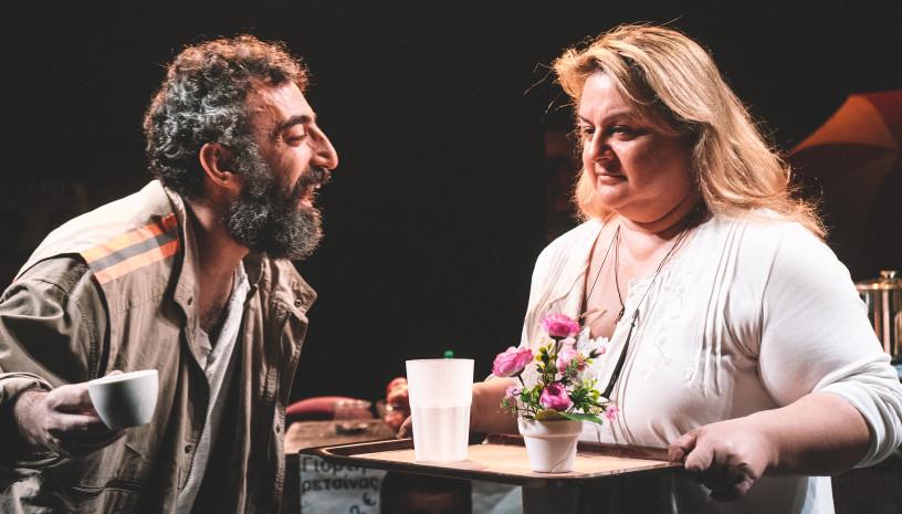 «Ο Ελέφας» μια παράσταση - έκπληξη στο μικρό θέατρο της Μονής Λαζαριστών