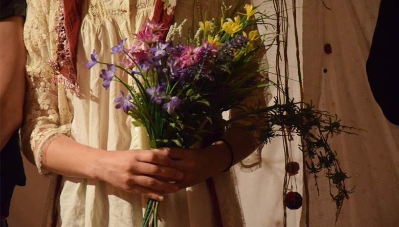 «Ο γάμος του Καραχμέτη» του Αλ. Παπαδιαμάντη, σε σκηνοθεσία Όλιας Λαζαρίδου