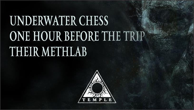 OHBTT   Their Methlab   Underwater Chess