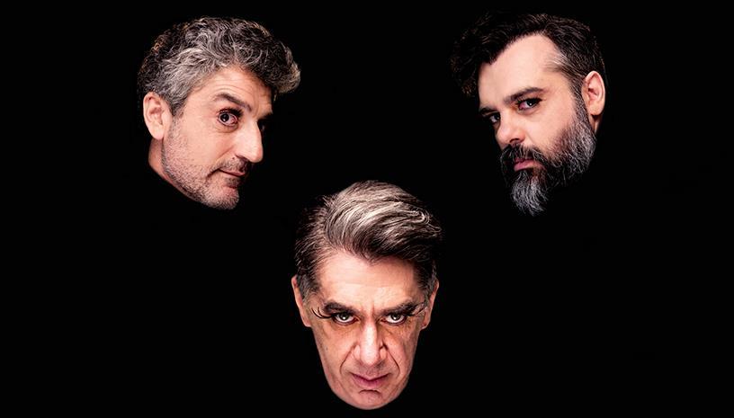 «Οι δούλες» σε σκηνοθεσία Τσέζαρις Γκραουζίνις στο Θέατρο Νέου Κόσμου