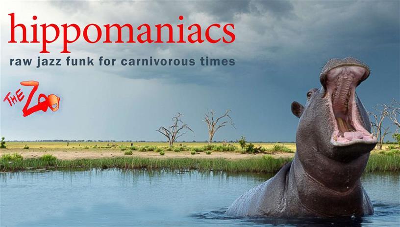 Οι Hippomaniacs για πρώτη φορά στη σκηνή του Zoo