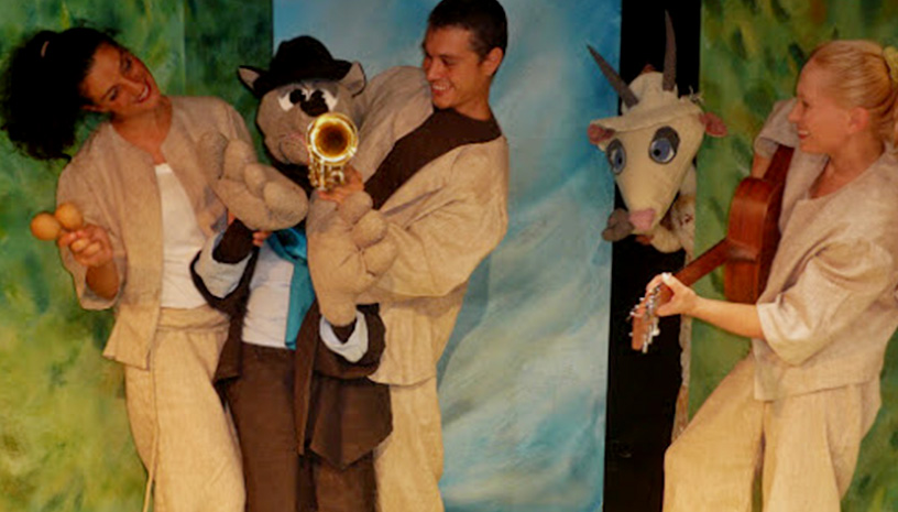 «Ο Λύκος και τα Εφτά Κατσικάκια» ένα κουκλοθεατρικό μιούζικαλ για όλα τα παιδιά