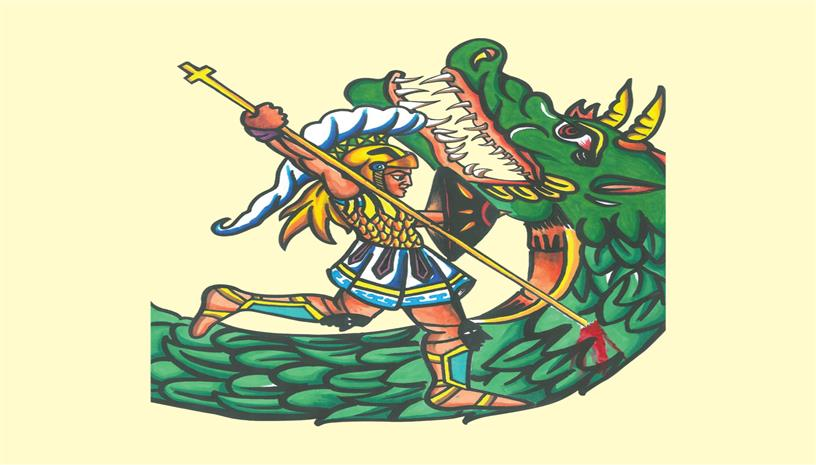 Ο Μέγας Αλέξανδρος και το Καταραμένο Φίδι