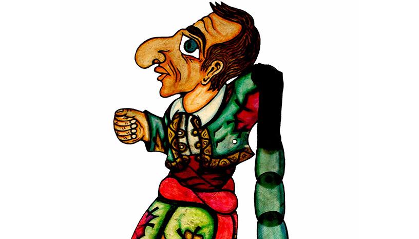 «Ο Μυθικός Καραγκιόζης» με τον Κωνσταντίνο Κουτσουμπλή