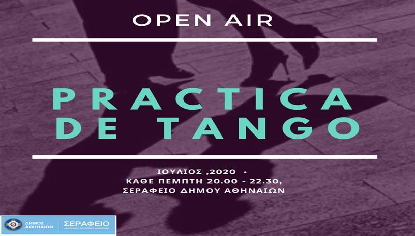 OPEN AIR PRACTICA