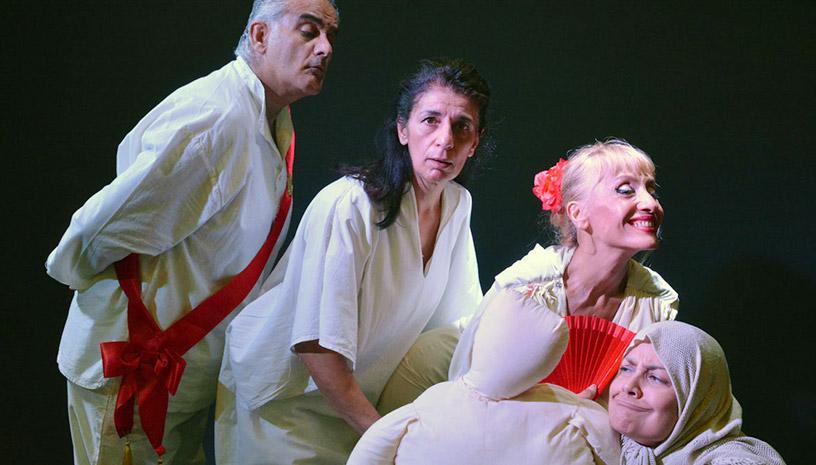 Ο «Σιμιγδαλένιος» του Αλέξανδρου Αδαμόπουλου στο Θέατρο ΕΝ-Α
