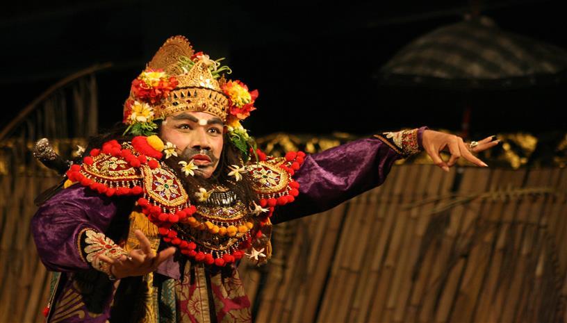 The Total Actor  I Wayan Bawa