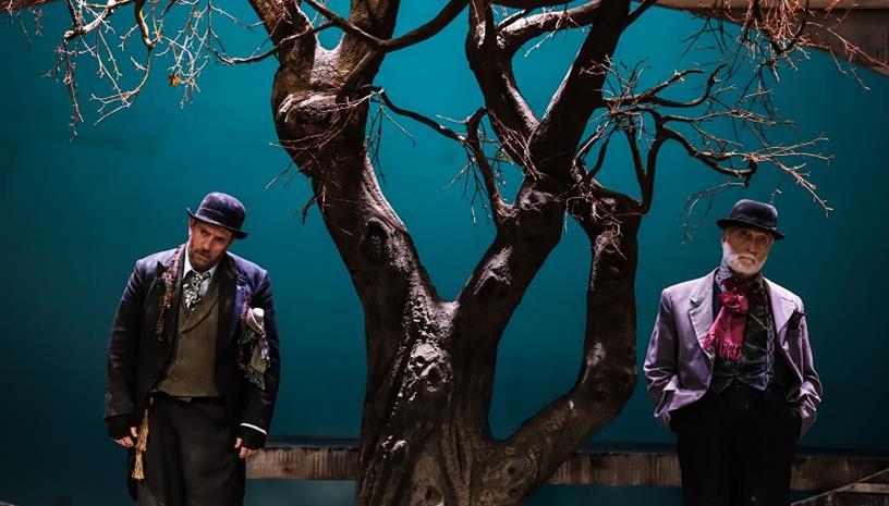 «Περιμένοντας τον Γκοντό» στο Ηρώδειο για δυο παραστάσεις
