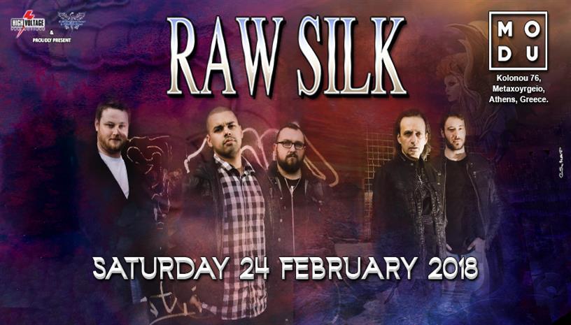 RawSilk, For My Addiction live at MODU