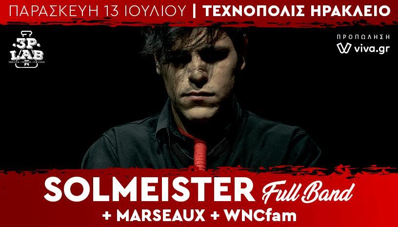 Solmeister live στο Ηράκλειο