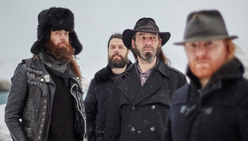 Οι αγαπημένοι Ισλανδοί Solstafir επιστρέφουν στην Ελλάδα!