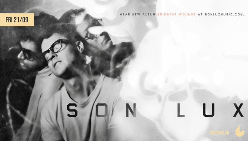 Son Lux Live